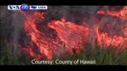 Dung nham núi lửa ở Hawaii tuôn chảy, 4.000 dân được sơ tán