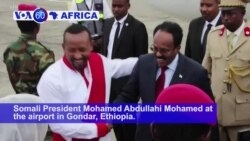 VOA60 Africa - Somali, Eritrean leaders in Ethiopia to Cement Regional Ties