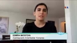 Esmira Matatova ilə müsahibə