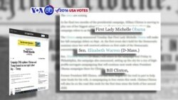 VOA60 Elections - Bloomberg: Hillary Clinton and Donald Trump have intensified their campaigning