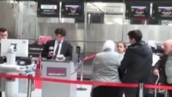 7国旅客入境美国时遭遇困难