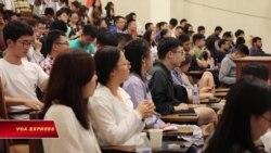 Tuần định hướng đặc biệt cho sinh viên quốc tế tại Đại học Mỹ