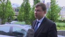 پایان بدون نتیجه جلسه وزیران دارایی کشورهای حوزه یورو با یونان