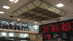 حرکت لاک پشتی بازار بورس تهران متوقف شد