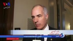 باب کیسی: اقدام دولت ترامپ درست بود، باید مطمئن شویم ایران در سوریه نفوذ نکند