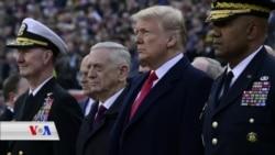 Mattis Wek Protestokirina Biryara Trump Dest ji Kar Berda