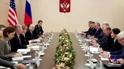 特朗普要退出《中導條約》並告誡中俄