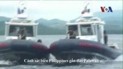 Philippines bác phản đối của TQ về dự án khí ở bãi Cỏ Rong