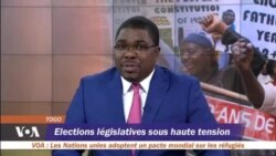 Les Togolais votent jeudi