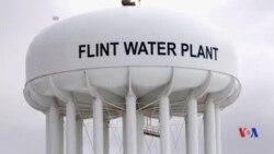 奧巴馬訪問弗林特與居民討論水污染危機