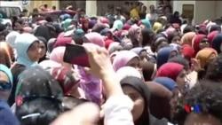 2016-08-09 美國之音視頻新聞: 應否戴頭巾令埃及婦女感到困惑