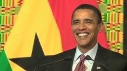 奥巴马肯定塞内加尔民主进程