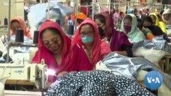 করোনা পরিস্থিতিতে বাংলাদেশে সবচেয়ে ঝুঁকি নিয়ে কাজ করছেন পোশাক শ্রমিকরা