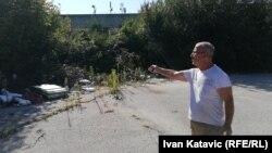 'Ovo je postalo smetljište', kaže Zahiragić