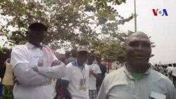 Réaction de la population à l'arrivée de Jean-Pierre Bemba en RDC (vidéos)