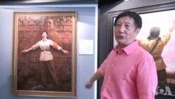 香港红卫兵画作展揭秘红八月血腥