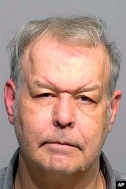 Prosecutors have charged Clifton Blackwell, 61, above, with a hate crime in an acid attack Nov. 1, 2019, in Milwaukee, Wis.