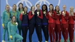 Тысячная золотая медаль США