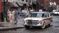 Бум кіноіндустрії у пост-ковідному Нью-Йорку. Відео
