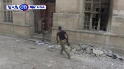 Mỹ khẳng định IS sẽ sớm bị tiêu diệt (VOA60)