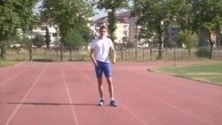 Како атлетичарот Јован Стојоски се подготвува за Олимпијадата во Токио?