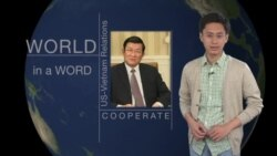 Học tiếng Anh qua tin tức - Nghĩa và cách dùng từ Cooperate (VOA)