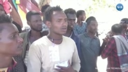 Du'aatii Lammiilee Itiyoophiyaa, Yemenitti