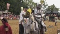 У США лицарські вправи стали спортом