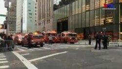 Trump Tower Yangınında Kişi Öldü Dört İtfaiyeci Yaralandı