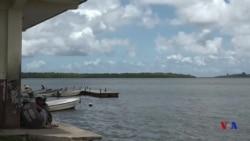 Liên bang Micronesia chật vật chống chọi tàu cá trái phép từ Việt Nam