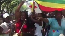津巴布韋即將產生新總統
