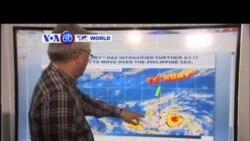VOA國際60秒(粵語): 2014年12月4日