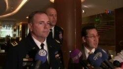 General Ben Hodces: ABŞ hərbçiləri Azərbaycanda birgə təlimlərdə iştirak edə bilər