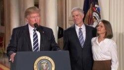 Gorsuch nuevo juez de la Corte Suprema de EE.UU.