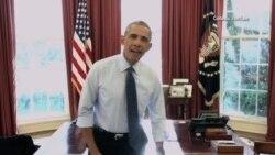 Obama destacará logros y compartirá visión