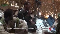 Boko Haram: Yadda Boko Haram Ke Hada Faye-fayen Farfaganda