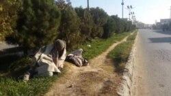 بُلوارهای هرات، خوابگاه معتادان