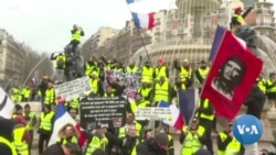 No End in Sight in France's 'Yellow Vest' Revolt