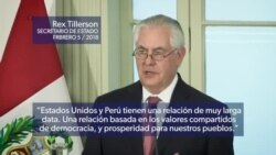 Punto de Vista: U.S. and Peru Working Together