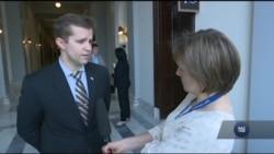 """Діаспора почала акцію """"Підтримаймо Україну"""" у Конгресі. Відео"""