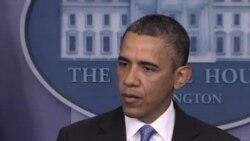 奥巴马考虑向叙反对派提供武器