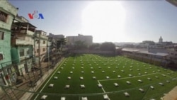 Teknologi Konversi Energi Kinetik dalam Lapangan Sepak Bola Brasil