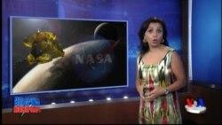 Pluton sayyorasidagi manzara