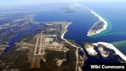 د امریکا په فلوریدا ایالت کې د امریکایي سمندري ځواکونو اډه