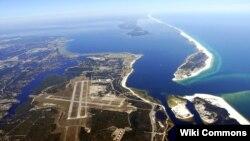 Pangkalan Angkatan Laut AS di Pensacola, Florida. (Foto: dok).