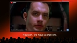 English @ the Movies: Houston, we have a problem
