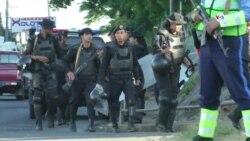 'Crímenes de lesa humanidad' en contra de Nicaragua