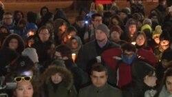 ابراز همدردی با قربانیان مسلمان حادثه کارولینای شمالی