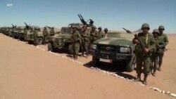 Risasi zarindima katika eneo lenye utata kati ya Polisario na Morocco