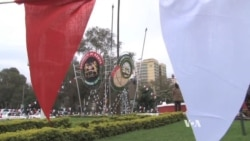 Kenya Rolls Out Red Carpet for President Obama